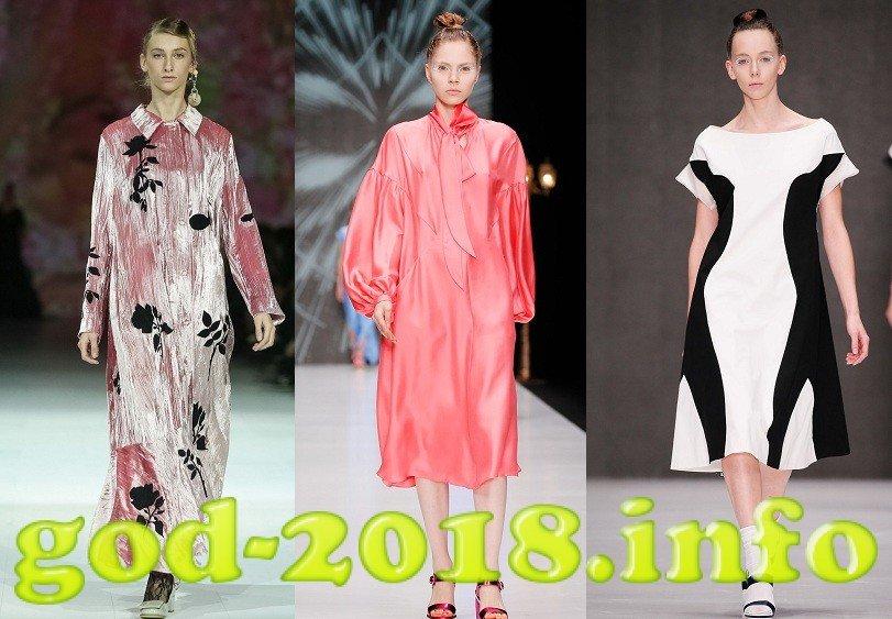 Модні повсякденні сукні осінь-зима 2017-2018 фото новинки  fa908e8717f61