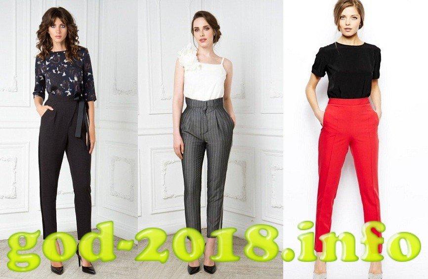 Модні штани весна-літо 2018 року фото 52  3efbbacda7ba6