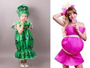 Як зробити новорічний костюм «цукерочка»   8d5e1cbc64524