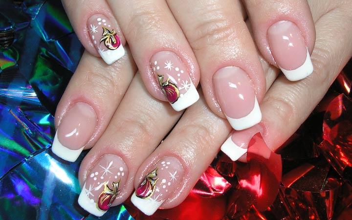 Как красиво накрасить ногти? Идеи маникюра фото-инструкция