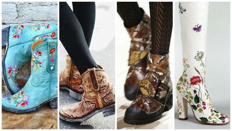 Тенденції моди на взуття 2018 року осінь-зима – фото жіночого ... 321a53fefd0fe