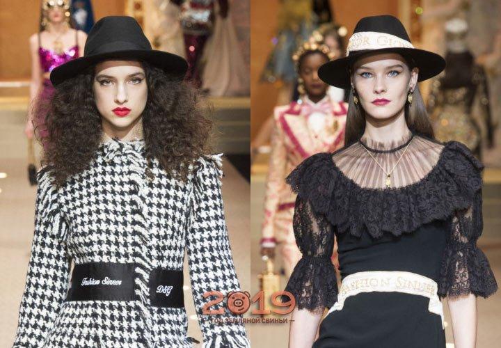 ... фото Модні жіночі капелюхи осінь зима 2018 2019  трендові моделі 1d7246e022294