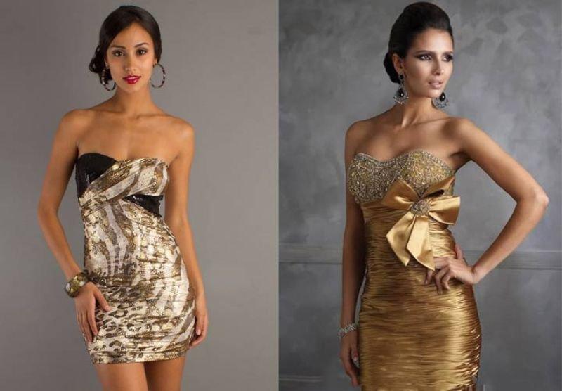 Плаття на Новий рік 2019  колір a25264d334022