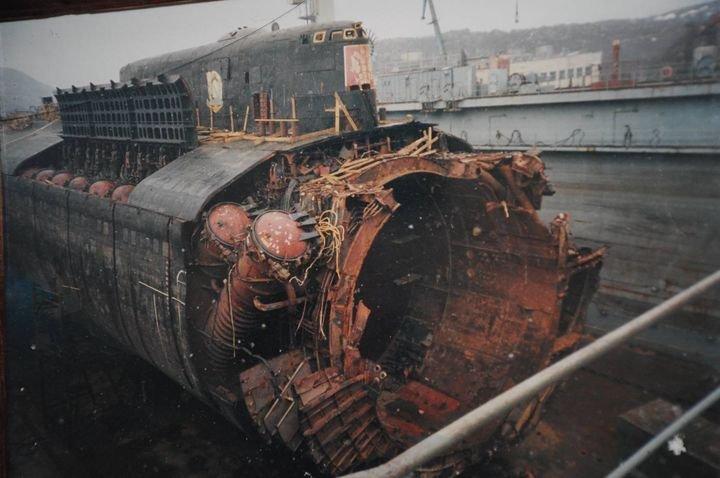 Подводная лодка курск видео, показывает вагину крупно